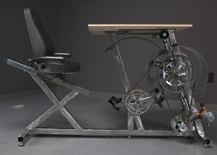 linfa-pedal-power-station